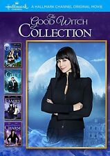 The Good Witch 4 Movie DVD Set Collection (Garden + Gift + Family + Charm)