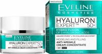Eveline Bio Hyaluron 4D Concentrade Day & Night Face Cream 50+ 50 ml