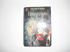 L'exorciste William Peter Blatty roman