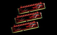 G.skill DDR3-1600 12GB(3x4GB)Triple Channel [Ripjaws]Desktop F3-12800CL9T-12GBRL
