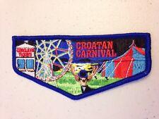 OA (BSA) Croatan #117 Lodge - 2017 SR 7B Conclave Flap