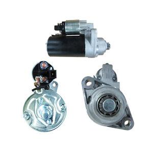 Fits SKODA Fabia I 1.9 SDI ASY Starter Motor 1999-2004 - 26040UK