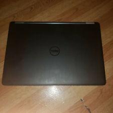 """Dell E7470 14"""" i7 Core Processor / 8GB of RAM / 120GB SSD / WIN10"""