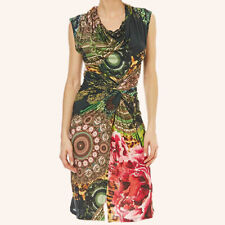 Desigual Damen Fantasie Kleid Dress Gr.S (DE 36) Sommerkleid Boho 75573