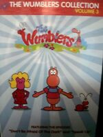 The Wumblers Volume 3 (DVD) RARE OOP! WORLDWIDE SHIP AVAIL!