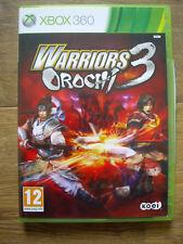Warriors Orochi 3 - Xbox 360 - Excelente Estado - Edicion España