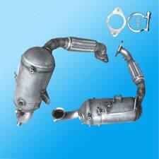 EU5 DPF Dieselpartikelfilter VOLVO S60 II 1.6 - 84KW 115PS - D4162T 2011/01-