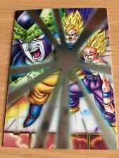 Carte Dragon Ball Z DBZ Collection Card Gum Part 4 #SP-46 Prisme ENSKY 2006