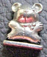 Hasbro Monopoly HELLO KITTY teddy token pewter charm miniature.