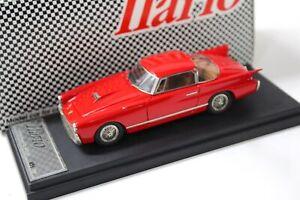 1:43 Ilario Ferrari F 410 SA Boano Coupe CH. N. 0477 SA red