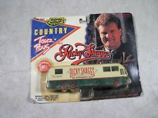 Vintage 1992 Road Champs Country Music Tour Bus Ricky Skaggs NOS MOC