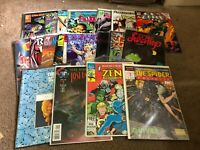 FRB-#009 LOT OF  56 modern/vintage INDEPENDENT comic books