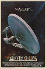 "STAR TREK THE MOTION PICTURE Poster [Licensed-NEW-USA] 27x40"" Theater Size 1979"