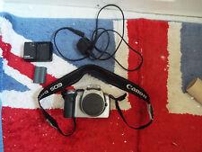 Canon EOS 300D / Digital Rebel 6.3MP Digital SLR Camera - Silver (Body Only)