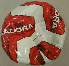 Diadora Unisex Coppa Soft Match Soccer Ball Red 4''