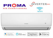 NEW PROMA 3.5KW INVERTER + WIFI AIR CONDITIONER REVERSE CYCLE SPLIT SYSTEM