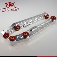 For Honda Civic EG LCA 1992 93 94 95 Rear Lower Suspension Control Arms Silver