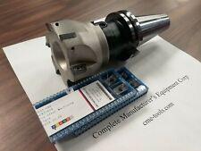 3 90 Degree Indexable Face Shell Mill Extra 20pcs Apkt1604 Insertscat40 Arbor