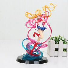 Figuarts Zero Chouette Sailor Moon Moon Crystal Power Make Up Doll Brand New