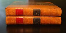 c. 1880's The QUEENS OF SOCIETY by Grace and Philip Wharton Illustrated, Leather