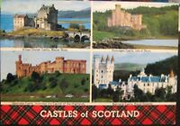 Scotland Castles Eilean Donan Inverness Dunvegan Balmoral - posted 1989
