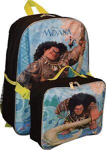 "Maui 16"" Backpack W/ Detachable Lunch Box Disney"