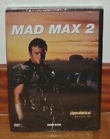 MAD MAX 2-EL GUERRERO DE LA CARRETERA-THE ROAD WARRIOR-DVD-NUEVO-PRECINTADO-NEW