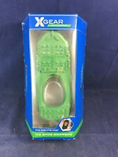 XGEAR Artic Series Snow Ice Shoe Grippers GREEN One Size Fits Most BOX