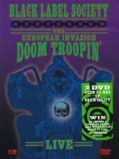 Black Label Society - The European Invasion: Doom Troopin' Live 2 x DVD