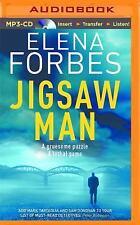 The Jigsaw Man by Elena Forbes (2016, MP3 CD, Unabridged)