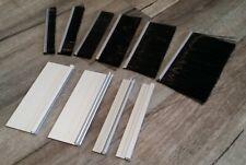 Strip Brush and Garage Door Seals – Nylon Fibre - DIY