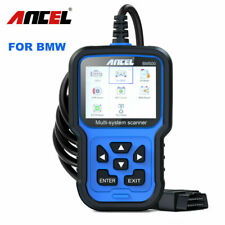 Car Diagnostic Tool Code Reader Airbag ABS DPF TPMS Automotive Scanner for BMW