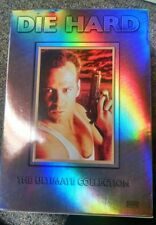 Die Hard Collection (Dvd, 2006, 6-Disc Set, Ultimate Collection Widescreen.