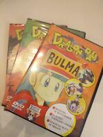Dvd lote DRAGON BALL DVD 2 ,3 Y 6 coleccionista (nuevo precintado)