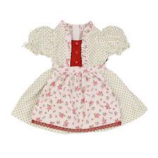 Dirndl costume per bambole 2 modelli bambole abito CM Heless 28-33 cm