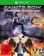 Saints ROW 4 XBOX ONE PAL