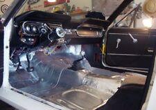 Van/Auto Heat Insulation Floor Boot Blocker Sound Proofing Mat 5mm 144'' x39''