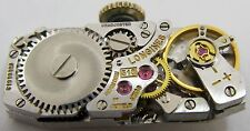 Lady Longines 510 manual Watch movement for parts ...