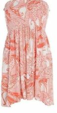 Viscose Summer Paisley Dresses for Women