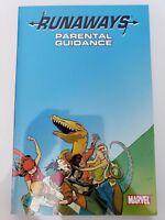 RUNAWAYS Parental Guidance Vol 6 TPB DIGEST SIZE MARVEL COMICS BRAND NEW UNREAD