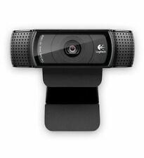 Logitech C920 1080p HD Pro Webcam - Black