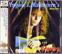 YNGWIE MALMSTEEN-ODYSSEY-JAPAN SHM-CD D50
