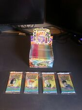 Guaranteed Unweighed Pokemon Gym Heroes Booster Pack(s) - LIVE Box Break