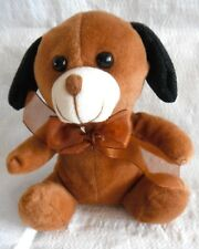 Puppy Dog - Brown - Elka - plush toy - 18cm