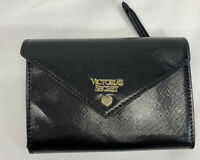 NWT Victoria's Secret Black Cell Phone Holder  Wallet Wristlet
