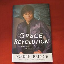 SIGNED JOSEPH PRINCE Grace Revolution:Experience the Power to Live above Defeat