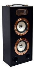 44cm MOBILE BLUETOOTH LAUTSPRECHER - ROSÉ GOLD-BLÜTOOTH-RADIO FM-AUX-USB-SD-BX13