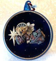 Boyds Bears 1997, Zoe, Starlight Christmas Ornament, Bearstone Collection boyd's