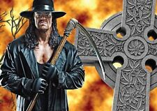 The Undertaker Fire POSTER