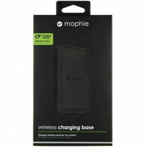 Mophie Wireless Qi Charging Base for iPhone X/XS/8 Plus Samsung Galaxy S9 S10